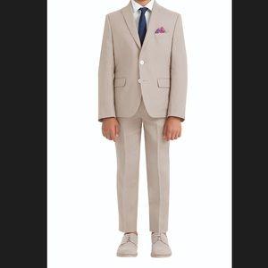 Lauren Ralph Lauren Boys Linen Suit Jacket
